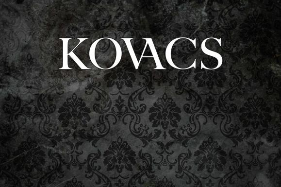 Kovacs decordoek